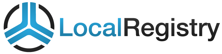 Localregistry.com Logo