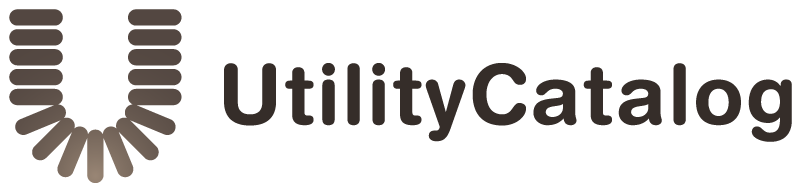 Welcome to utilitycatalog.com