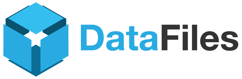 Welcome to datafiles.com